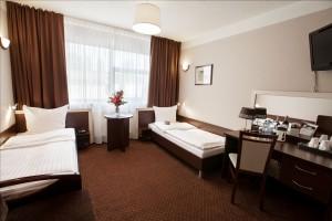 Hotel Diament Spodek Katowice w nowej odsłonie
