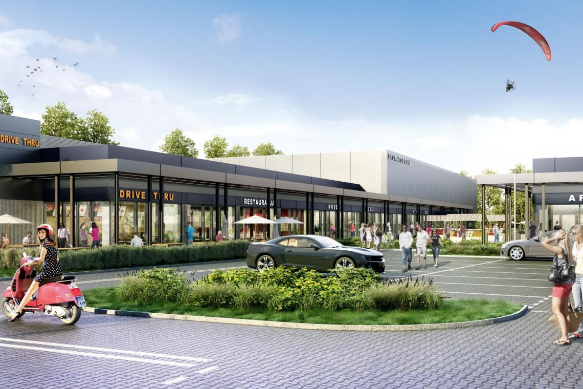 Na starcie nowy projekt handlowy typu convenience w Warszawie