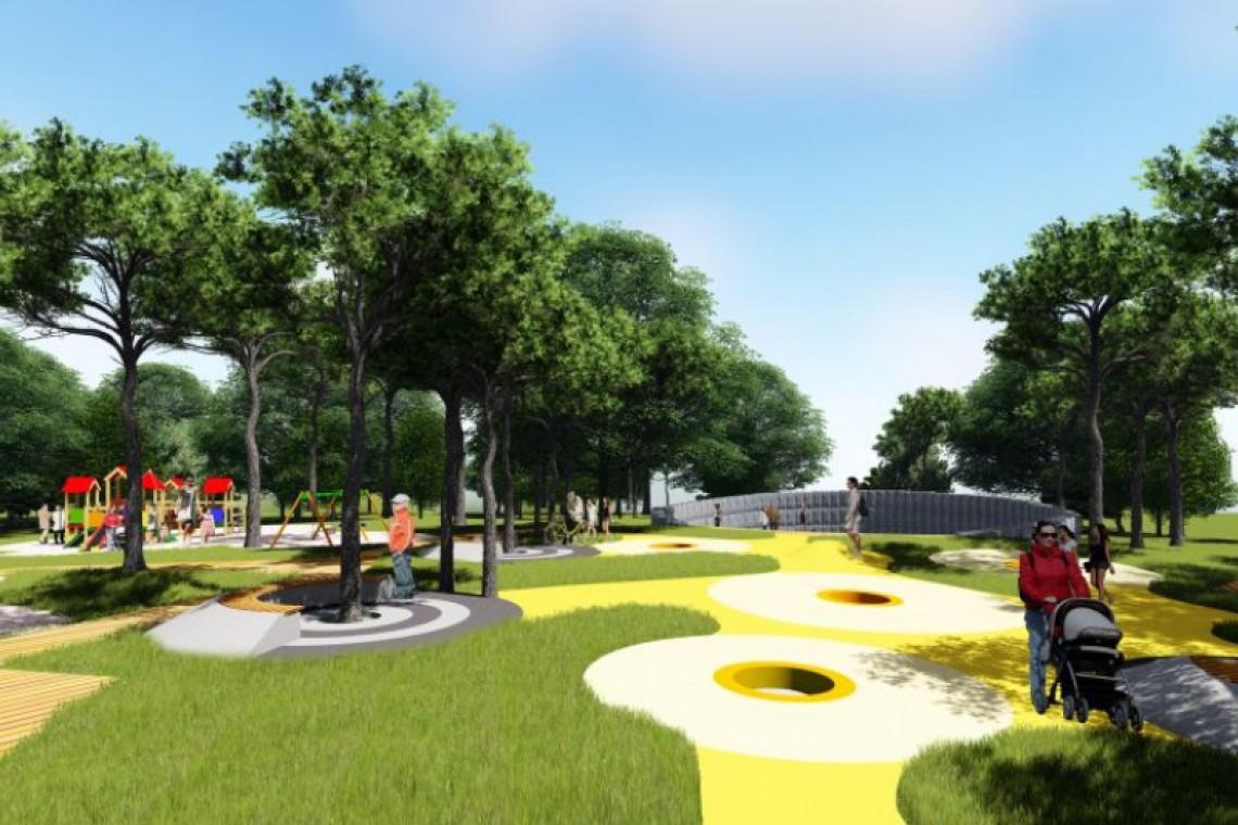 Kto zbuduje plac zabaw w Powsinie?