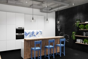 Euronet Polska ma nowe biuro. To projekt TheDesignGroup