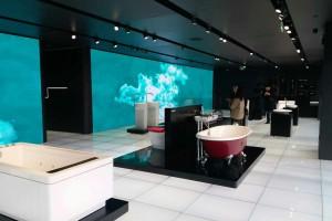 Jeden z najlepszych chińskich architektów zaprojektował dla Roca galerię w Pekinie