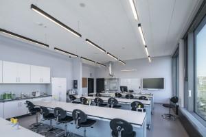 Angielska liga – nowy budynek The British School