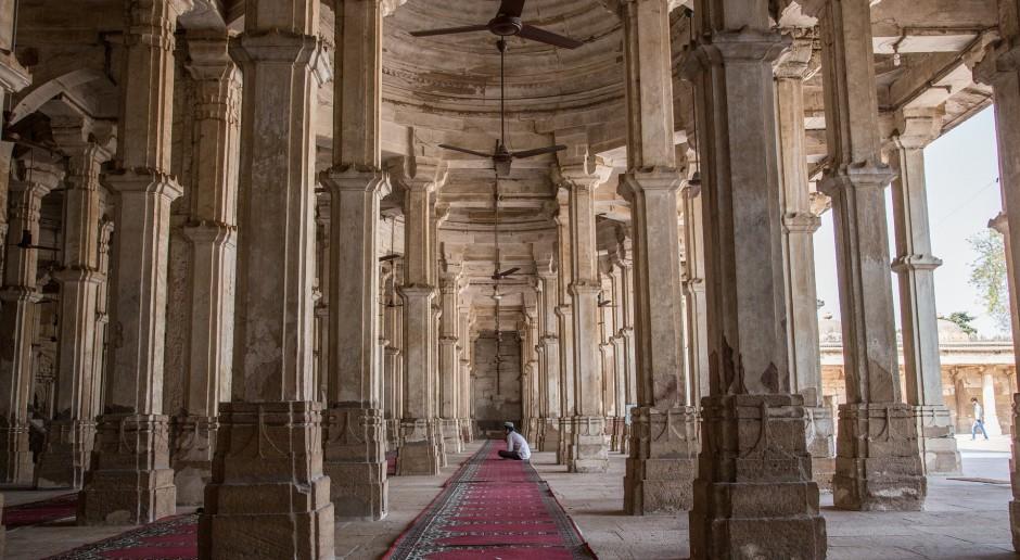 Stare miasto Ahmedabadu - doceniono jego piękno