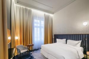 Hotel Century Old Town w Pradze zachwyca. Zaglądamy do środka!