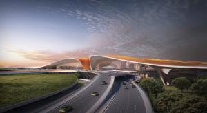 Latający terminal od Zahy Hadid