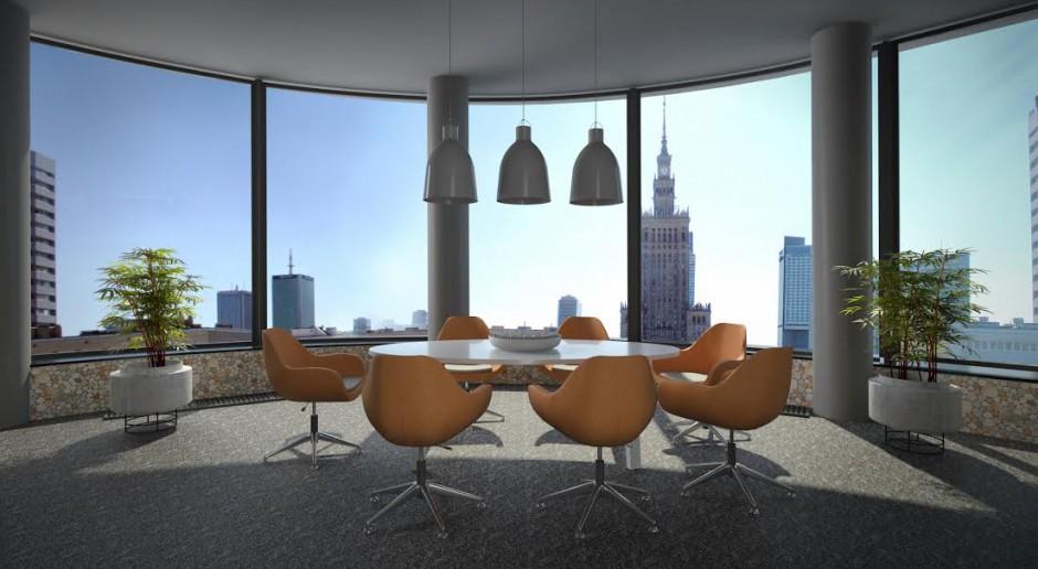 Unikatowa coworkingowa przestrzeń w sercu Warszawy
