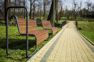 Oto designerskie ławki zaprojektowane przy udziale sportowców
