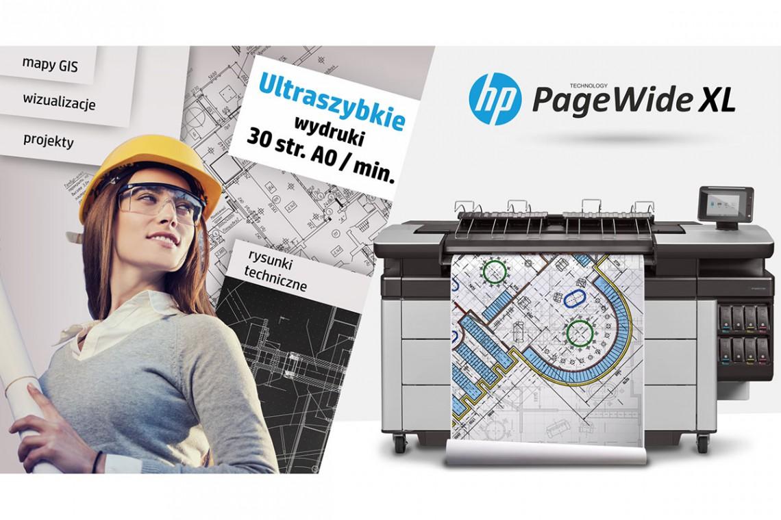 Dokumentacja techniczna w kolorze - HP PageWide XL kontra Oce TDS750 i ColorWave 600