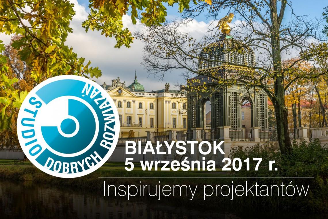 Studio Dobrych Rozwiązań w Białymstoku już jutro!