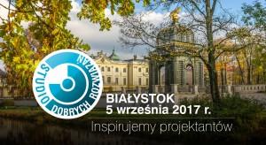 Studio Dobrych Rozwiązań 5 września w Białymstoku. Gościem specjalnym - prof. Ewa Kuryłowicz