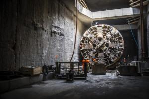 Rozbudowa II linii metra. Zobacz, jak wyglądają nowe tunele