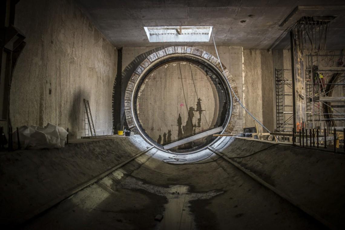 Pierwszą decyzją Jakiego po wygranej w Warszawie będzie budowa dwóch nowych linii metra