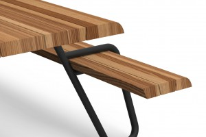Stół na kozłach w nowej odsłonie. Tu mniej znaczy naprawdę więcej