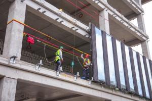 Zobacz najnowsze zdjęcia z budowy .KTW I. To projekt Medusa Group