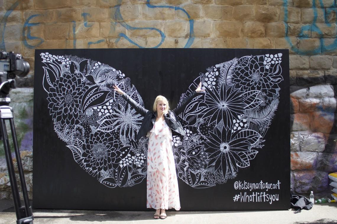 Amerykańska artystka stworzy interaktywny mural we Wrocławiu