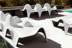 Designerskie meble outdoorowe. Nie tylko od Karima Rashida
