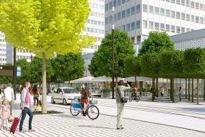 Ponad 45 mln zł na przebudowę centrum Poznania