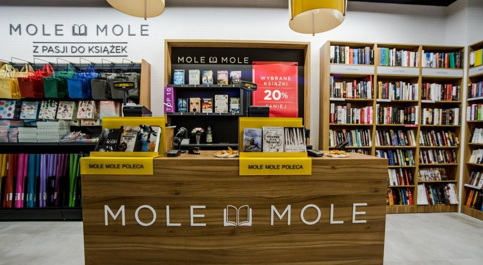 Najnowszy koncept sklepów Empik. Poznaj - Mole Mole