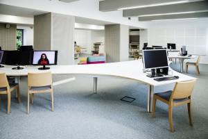 Designerskie meble dla Narodowego Instytutu Audiowizualnego