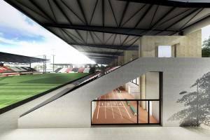 Budowa stadionu dla Polonii staje się faktem