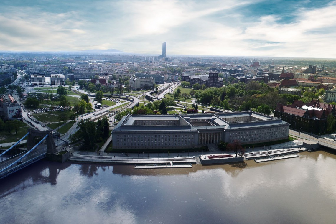City Forum - kompleks biurowy w sercu Wrocławia