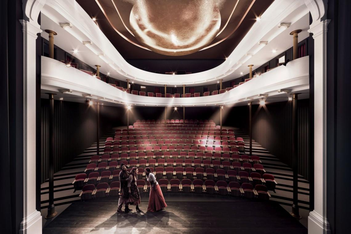 Ten teatr po przebudowie będzie wyglądał zjawiskowo!