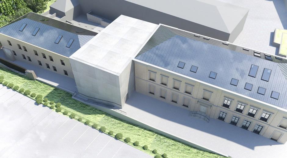 Poznaliśmy koncepcję projektu nowej siedziby Teatru