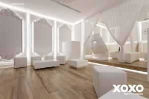 Masz ochotę na chwilę zapomnienia? Odwiedź apartament Prive Room XOXO