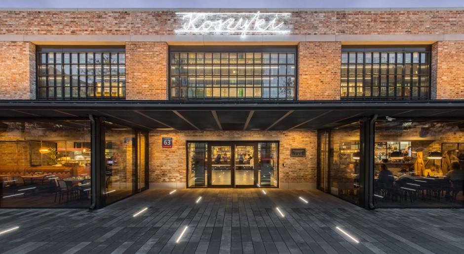 Hala Koszyki znów doceniona za architekturę. Czy zdobędzie główną nagrodę w konkursie?