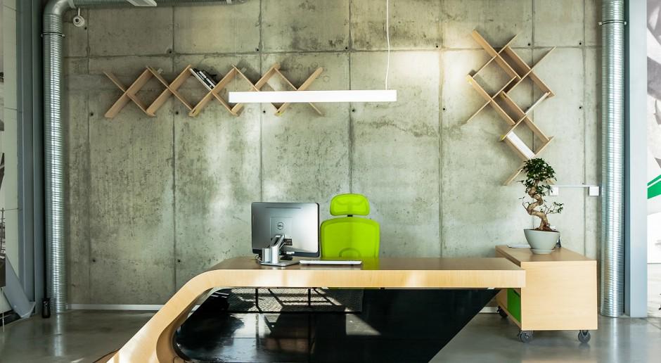 Architektoniczna strategia, czyli co biuro