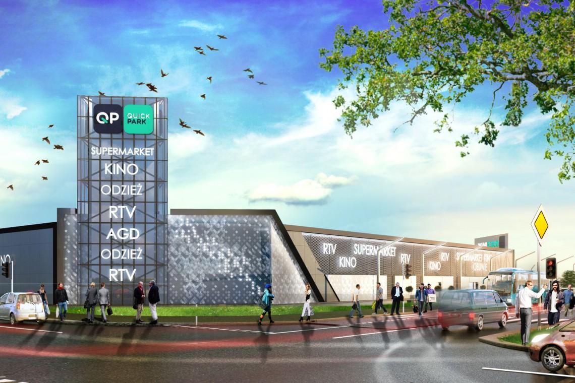 Pierwsze centrum handlowe w Oławie coraz bliżej