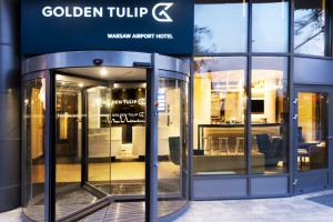 Nowy czterogwiazdkowy hotel w Warszawie. Golden Tulip Warsaw Airport czeka już na gości