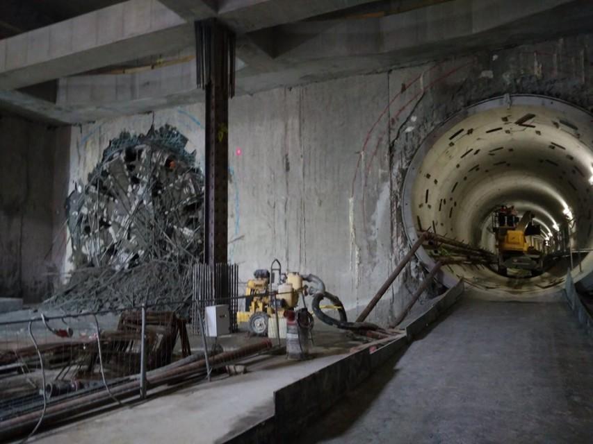Metro na Targówek. Finisz budowy odcinka C17