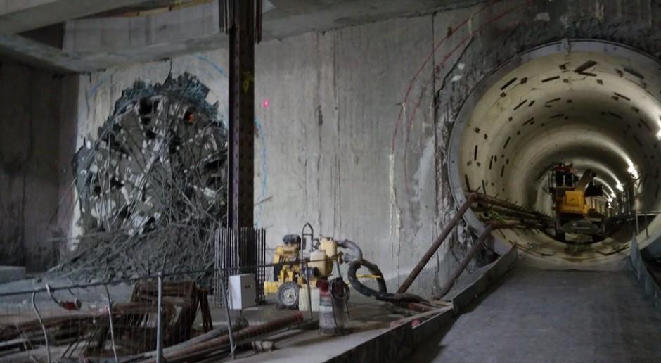 Tory metra na Targówek niemal gotowe