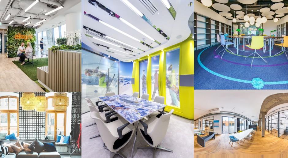 Które biuro lepsze? A może projekt IKEA lub centrum ekspozycyjne? Pięć projektów w finale