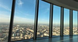 Punkt widokowy wieżowca Sky Tower wciąż zachwyca