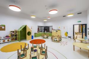 Architektura i design przyjazne najmłodszym