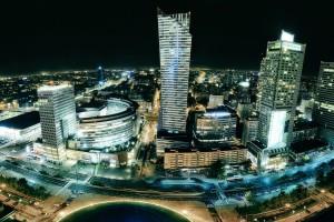 Sześć gigantów, które odmienią skyline Warszawy