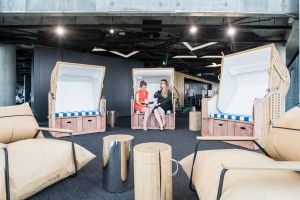 Nowe biuro Echo Investment i EPP w Q22 zachwyca. Postawiono na najlepszy polski design