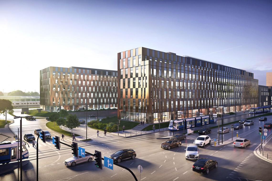 To największy projekt coworkingowy w Krakowie. Znamy nowe szczegóły