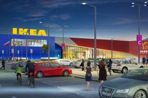Skende Shopping, czyli centrum IKEA Centres w Lublinie