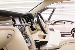 Bentley ma zjawiskowy salon w Londynie