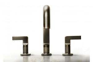 Słynny architekt zaprojektował baterie łazienkowe niczym rzeźby