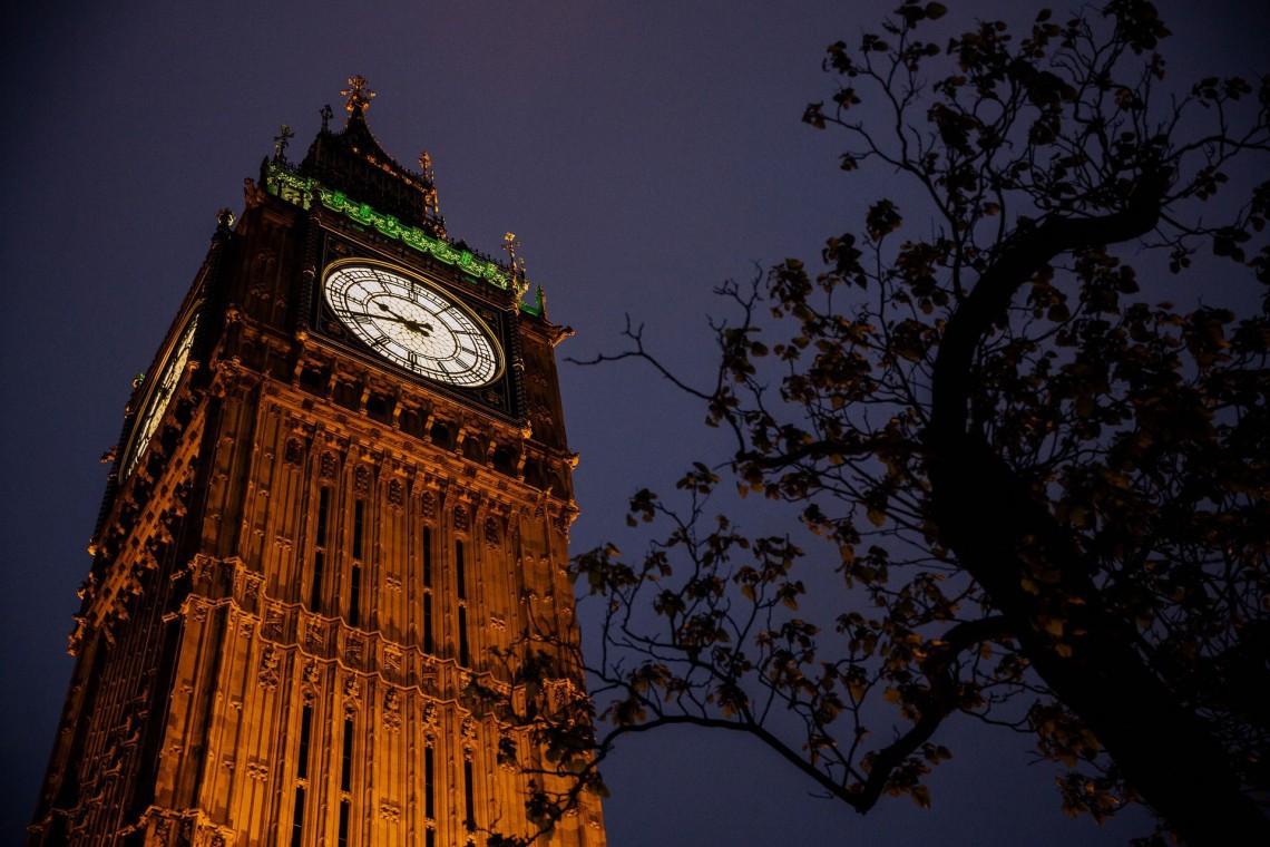 Legenda Londynu zamilkła na lata