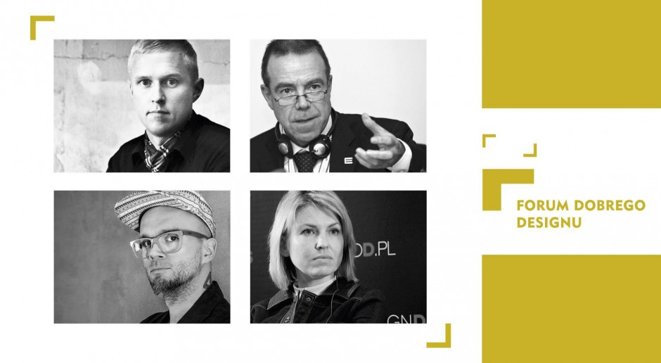 Gwiazdy designu i architektury na Forum Dobrego Designu