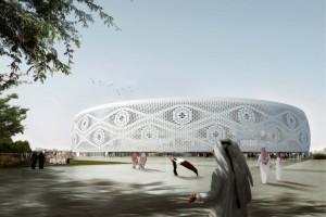 Stadion jak czapka. Tym zachwyci nas Katar?