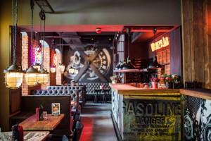Restauracja Whiskey In The Jar - rockowo i... motocyklowo