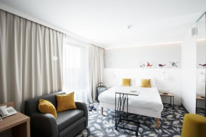 Hotel Ibis Styles Białystok - ptasi rezerwat designu