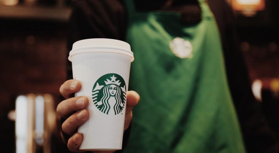 Starbucks z kolejną kawiarnią. W tej części Warszawy musieli się pojawić