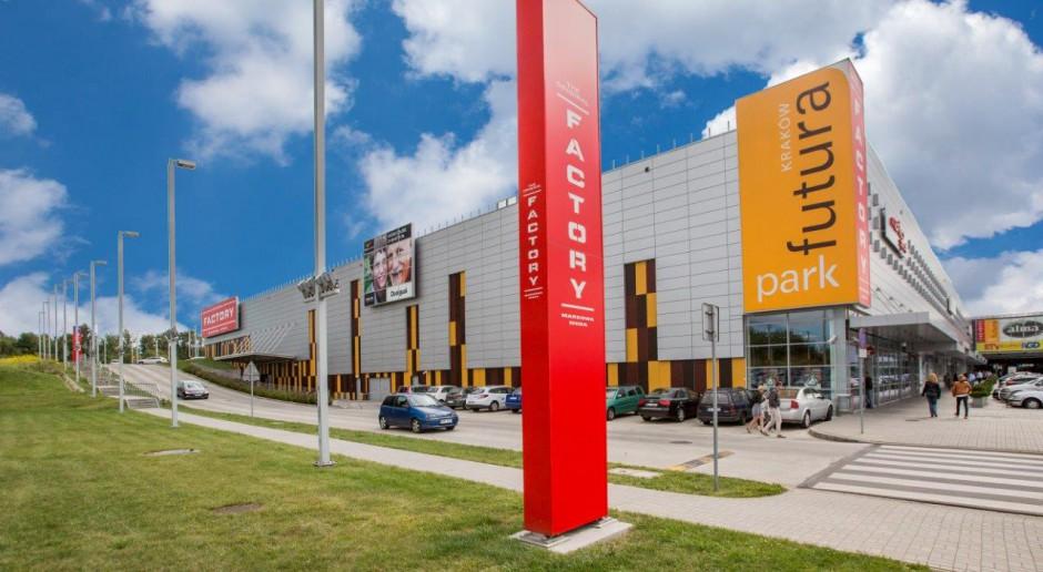 Krakowskie Factory i Futura Park w kolejnej fazie przebudowy